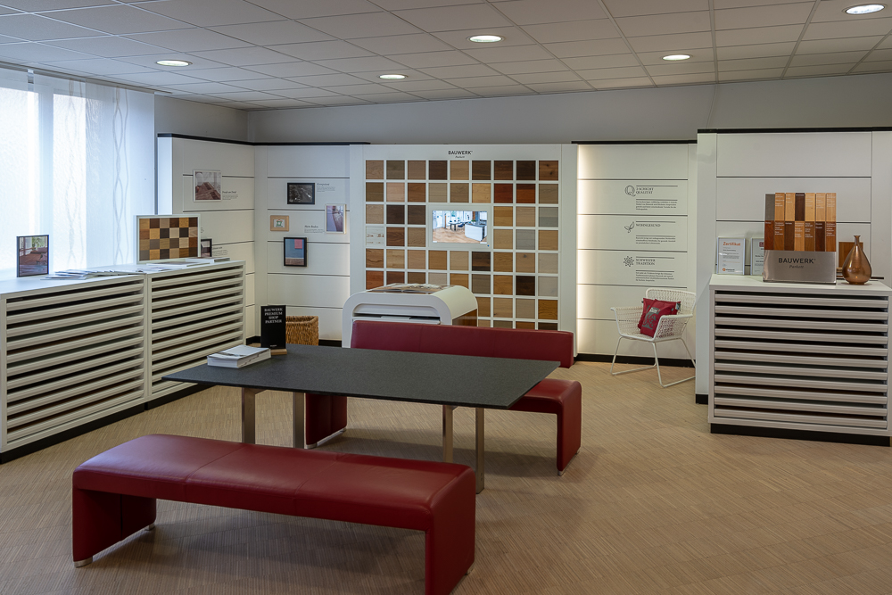 Bauwerk Parkett Studio Stuttgart